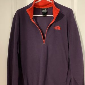 The North Face Tops - North Face Fleece Pullover